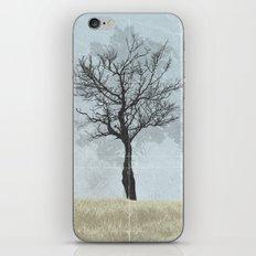 Distance iPhone & iPod Skin