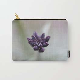 Dame's Rocket Buds Carry-All Pouch