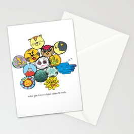 Dozen Full of Ideas Stationery Cards