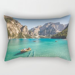 Mountain Adventures Rectangular Pillow