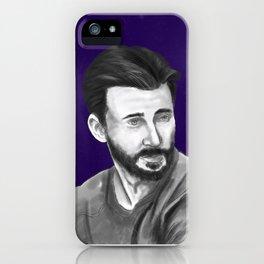 evans iPhone Case