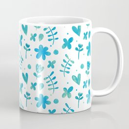 Colorful Lovely Pattern IX Coffee Mug