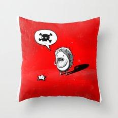 Oh! Throw Pillow