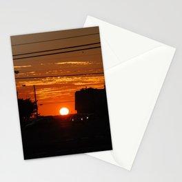 Sunset LBI Stationery Cards