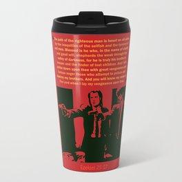Ezekiel 25:17 Travel Mug