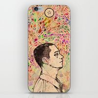 storm iPhone & iPod Skins featuring Storm by C86 | Matt Lyon