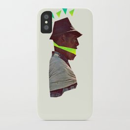 Lime Man iPhone Case