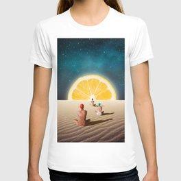 Desert Moonlight Meditation T-shirt