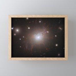 Hubble Space Telescope - Magnetic monster NGC 1275 Framed Mini Art Print