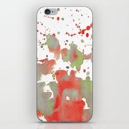 Aqua: Watermelon burst! iPhone Skin