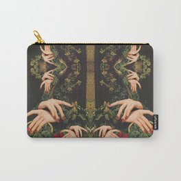 Touch Plants Carry-All Pouch