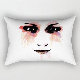 Looking to my eyes Rectangular Pillow