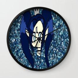Luna Princess Wall Clock