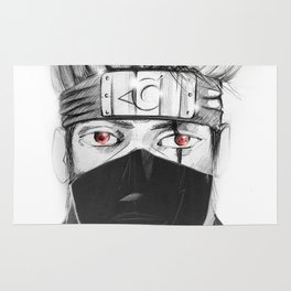 Hatake Kakashi - of the sharingan Rug