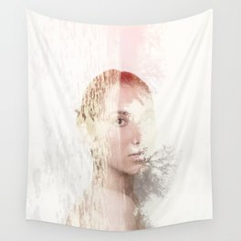 I see trees Wall Tapestry