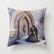 Once Upon A Dream I Throw Pillow