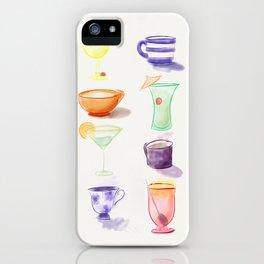 Cups iPhone Case