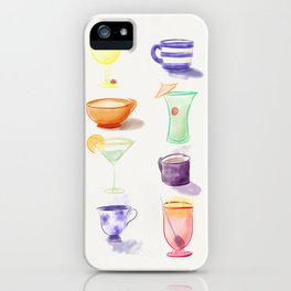 Cups iPhone Case