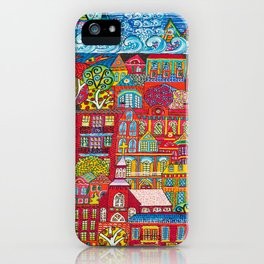 Lakewood Painted iPhone Case