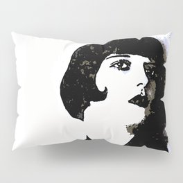 LOUISE BROOKS:  MY LOVE IS ALL I HAVE TO GIVE Pillow Sham