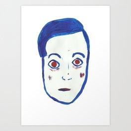 Little John roo Art Print
