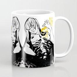 Inktober : Shattered Coffee Mug