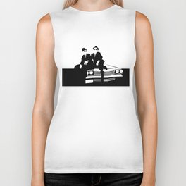 Blues Brothers Biker Tank