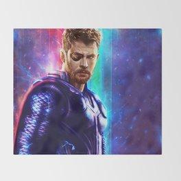 Thor Odinson Throw Blanket