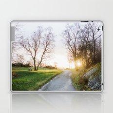 Sunset Norway Laptop & iPad Skin