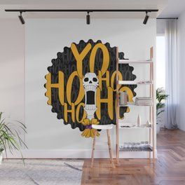 Pirates Life for me (yellow) Wall Mural