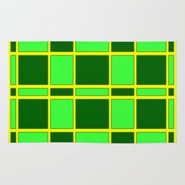 Of Green & Gold Rug