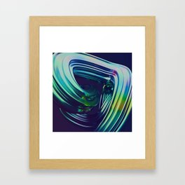 Metal Knot Framed Art Print