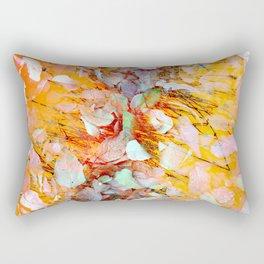 So It Seems Rectangular Pillow