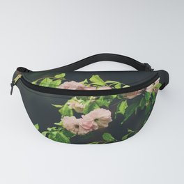 Wet Blossoms Fanny Pack