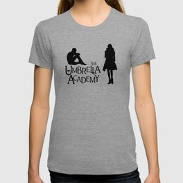 Klaus and Ben Hargreeves Umbrella Academy T-shirt