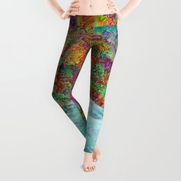 Back To Earth Leggings