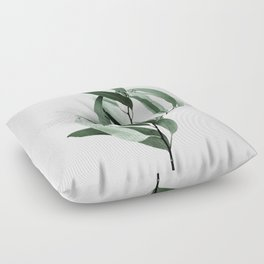 Eucalyptus - Australian gum tree Floor Pillow