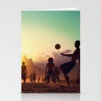 brasil Stationery Cards featuring Brasil by afzucatti