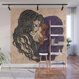 Diverse Female Love Wall Mural