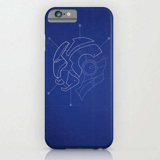 Heroes Are Built iPhone & iPod Case