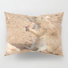 Prairie Dog Snack Time Pillow Sham