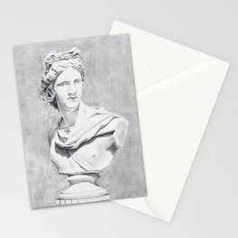 Apollo Bust Sculpture Stationery Cards
