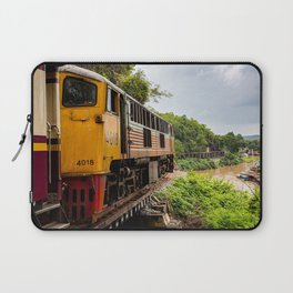 Tham Krasae Railway Laptop Sleeve