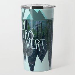 Introvert Travel Mug