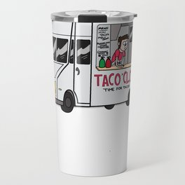 A Taco Truck on EVERY Corner!! Travel Mug