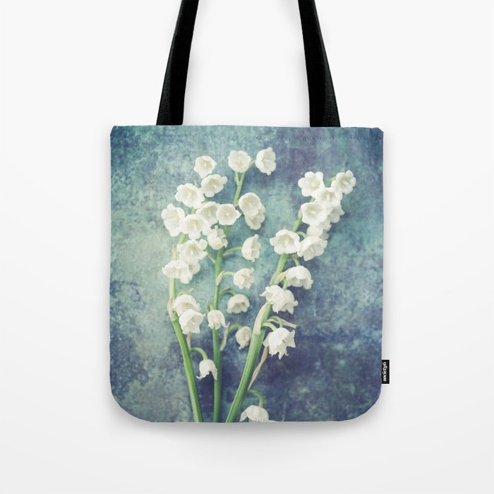 Lily Of The Valley II Tote Bag