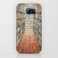 old library Galaxy S7 Slim Case