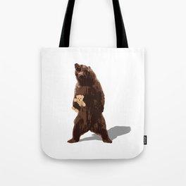 grizzlies need hugs too Tote Bag