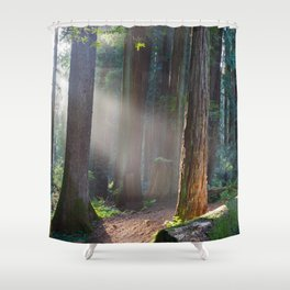 Keepers Of The Light Shower Curtain