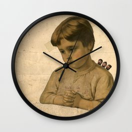 Uncertainty Wall Clock